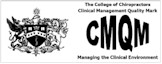 Taunton Chiropractic has been awarded the Clinical Management Quality Mark by the College of Chiropractors