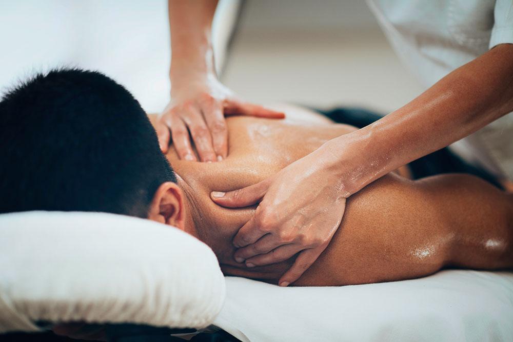 Sports Massage at Chard Chiropractic